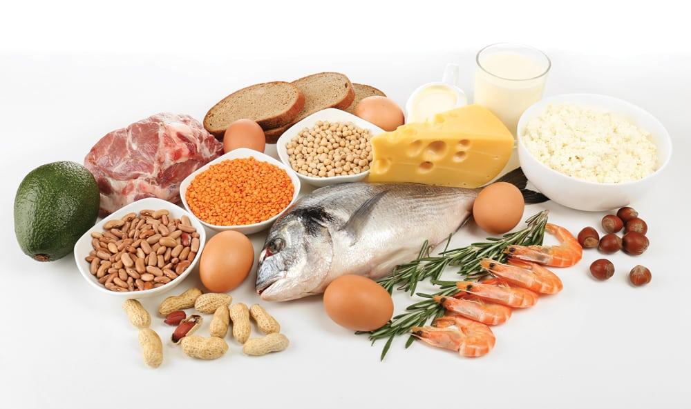 Las proteínas en el deporte. ¿Cuándo y qué cantidad tomar?