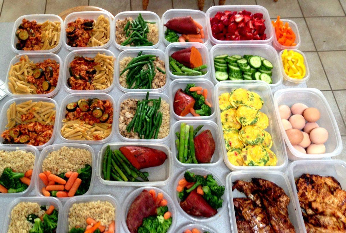 ¿Qué alimentación llevar si estoy entrenando fuerza?