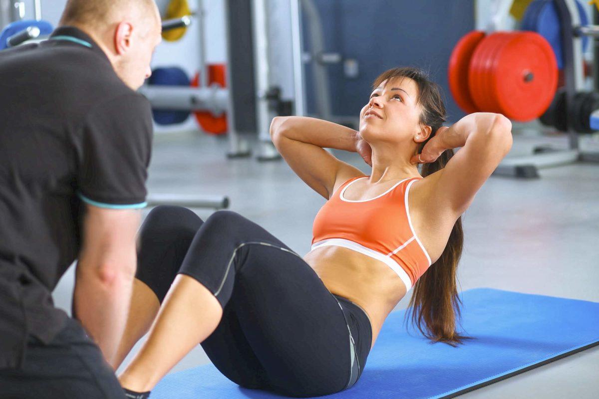 8 errores que cometes al trabajar tu abdomen.