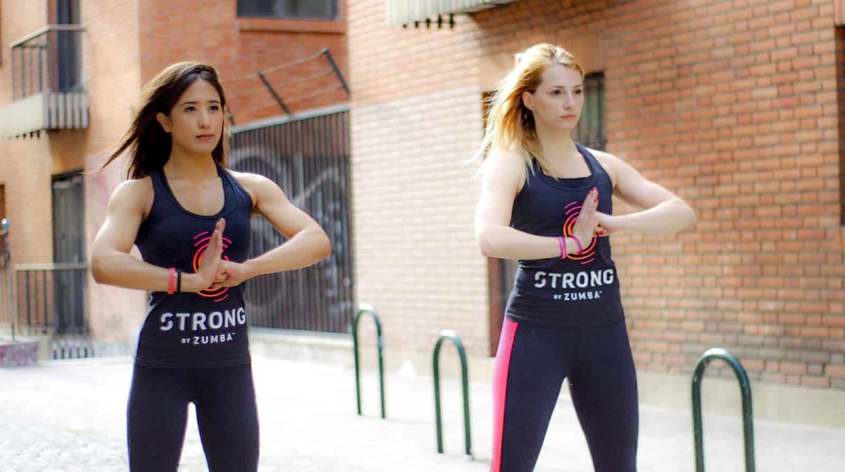 ¿Conoces el entrenamiento STRONG by Zumba?