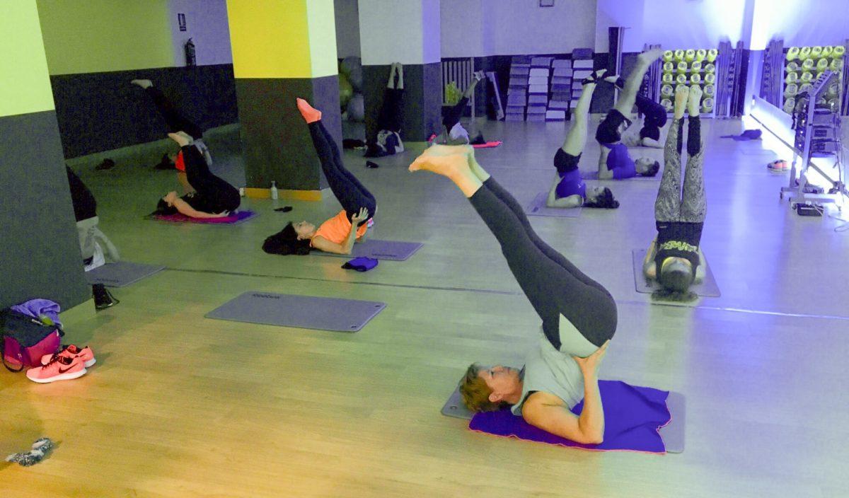 6 posturas de yoga que te ayudaran a relajarte.