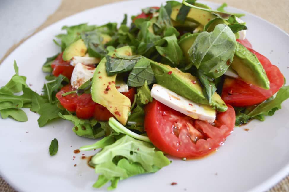 5 ensaladas ricas y saludables para el verano.