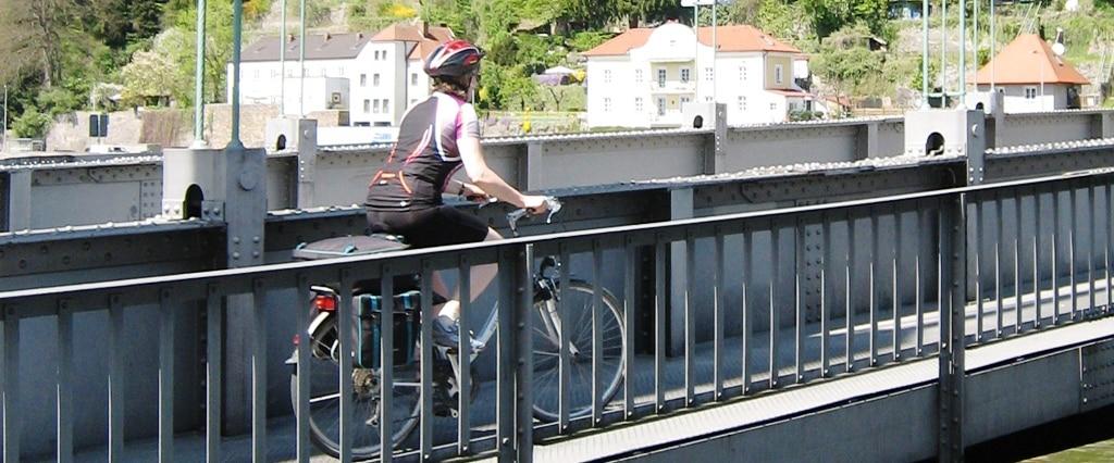 Viajes en bicicleta por Europa. Alemania.
