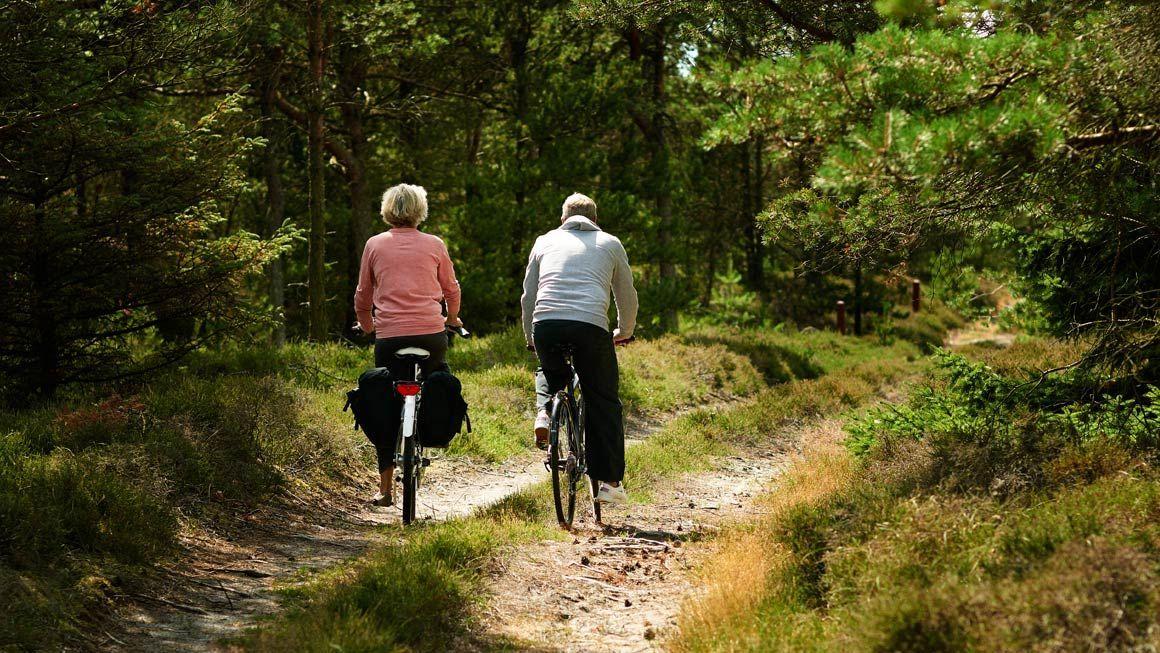 Dinamarca, el país que ama a las bicicletas.