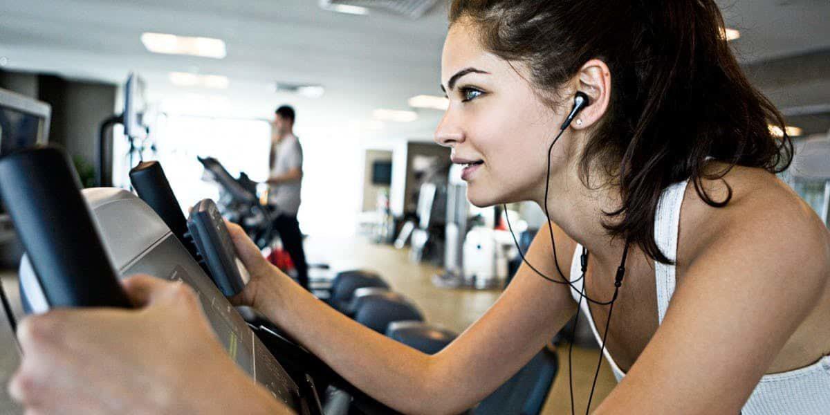 Escucha la música, oye a tu cuerpo