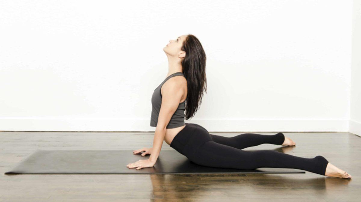 Entrena tu flexibilidad, no estires por estirar
