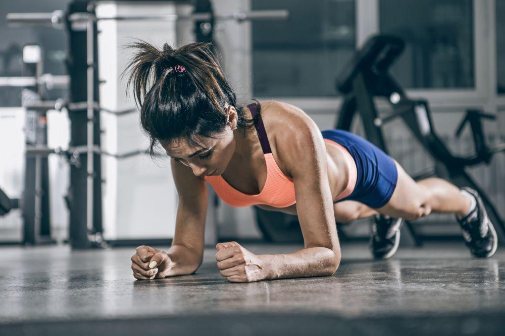 Ejercicios abdominales para corredores