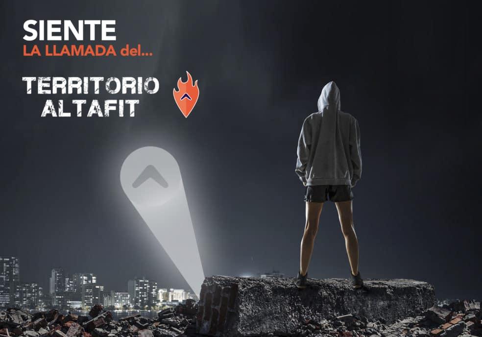Ya está aquí el Territorio Altafit con el primer desafío: #RetoCardioLovers. ¡Prepárate!