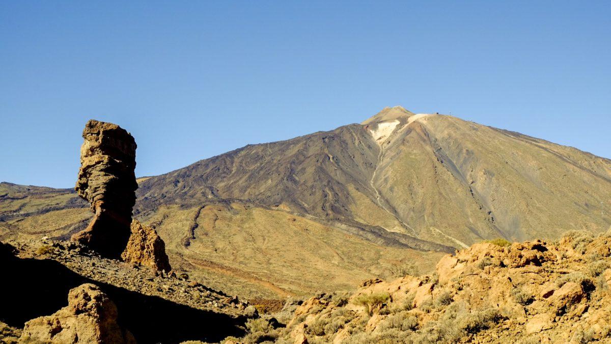 Senderismo en Tenerife: Cañadas del Teide