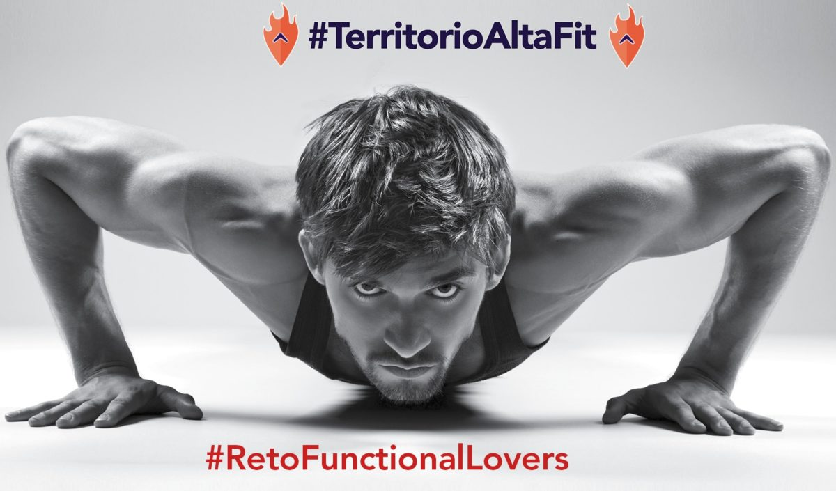 Segundo desafío del Territorio Altafit: #RetoFunctionalLovers
