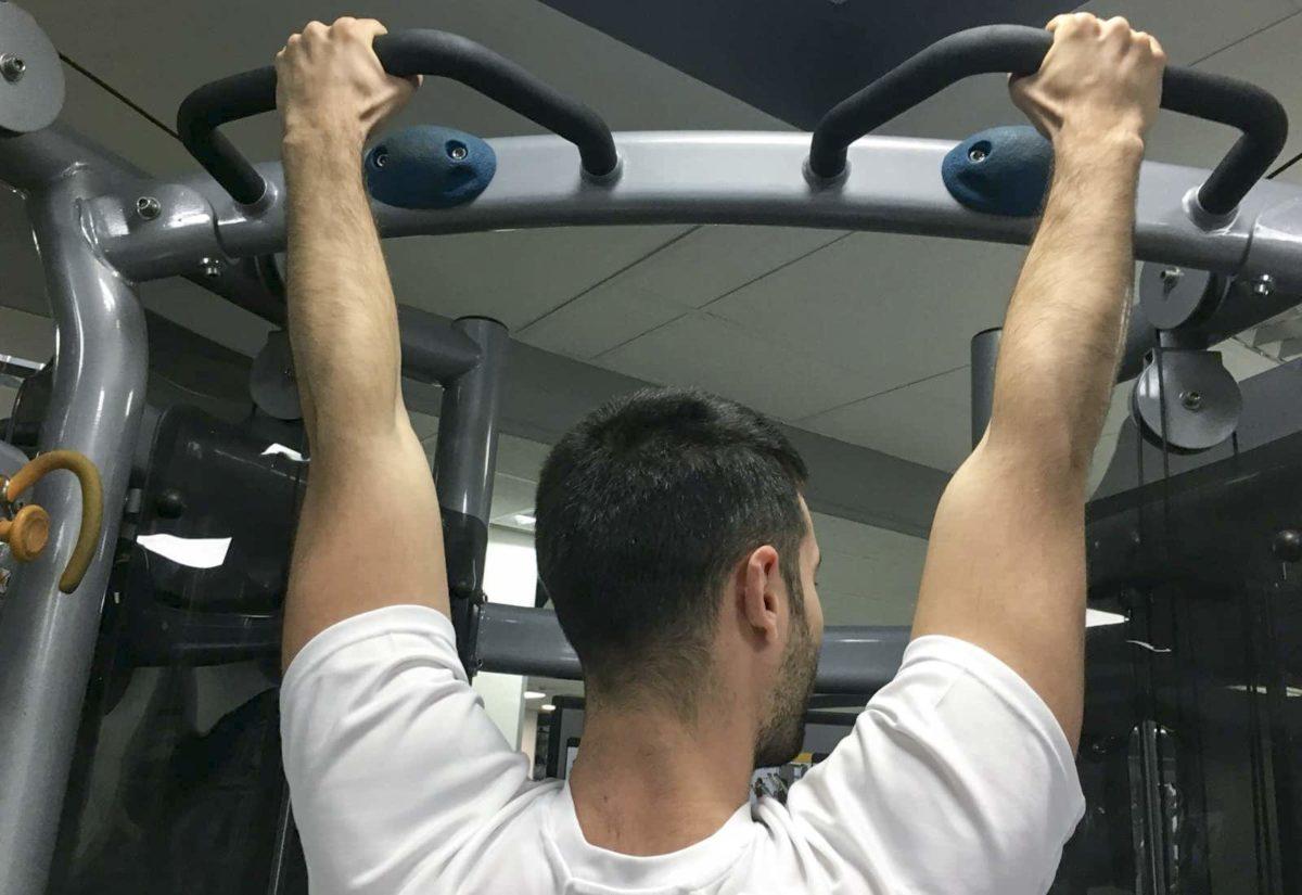Entrenamiento de antebrazos, desarrolla tu agarre