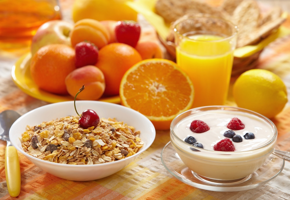 Desayuna como un rey… Practica el desayuno saludable