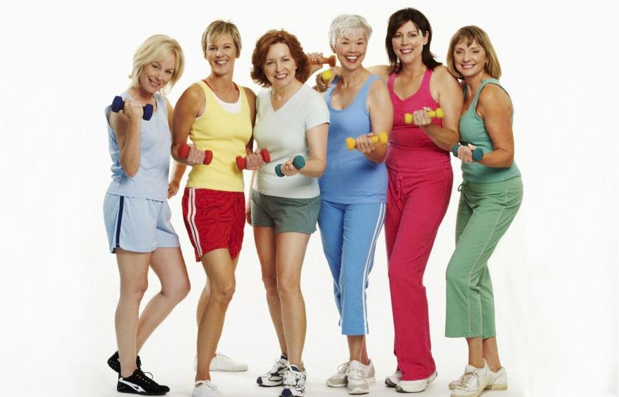 Menopausia y deporte. Beneficios de mantenerse en forma
