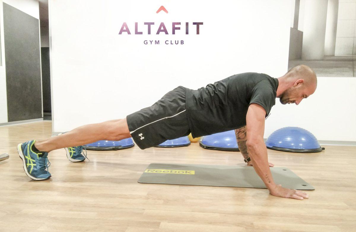 5 ejercicios básicos para mantenerte en forma