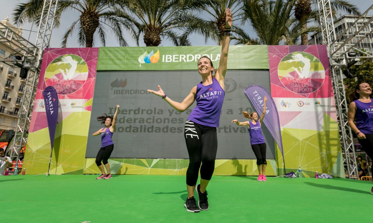 Altafit Zaragoza estará en el próximo evento «Mujer, Salud y Deporte» del CSD