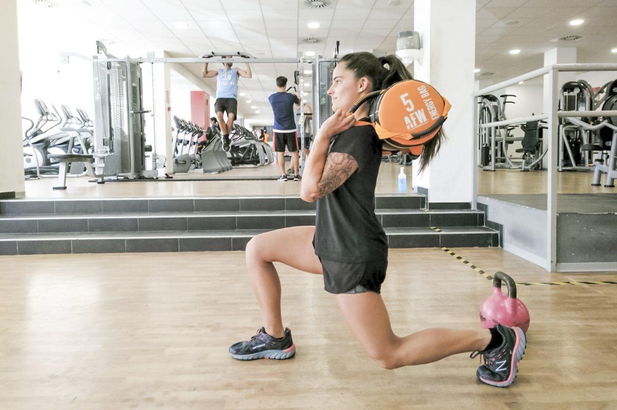 Rutina HIIT de entrenamiento funcional