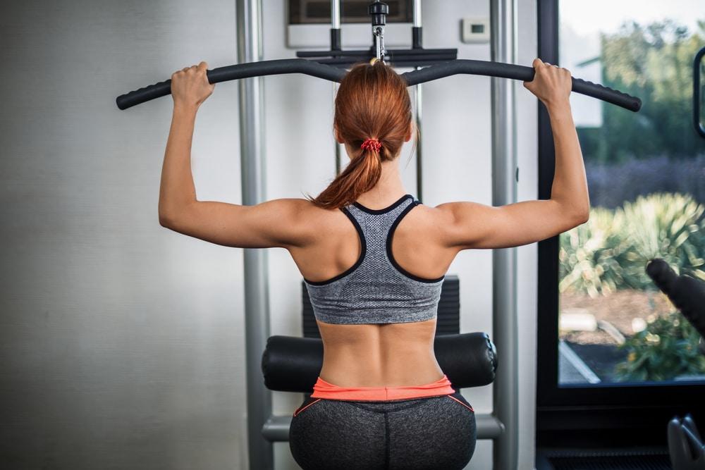Sácale mayor partido a tu tiempo dedicado al gimnasio con una correcta  higiene postural al hacer tus ejercicios. e3de7eb4fa5b