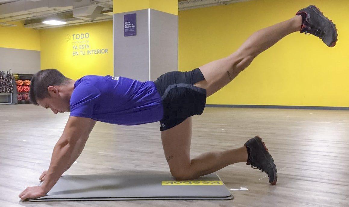 Dale forma a tus piernas y glúteo