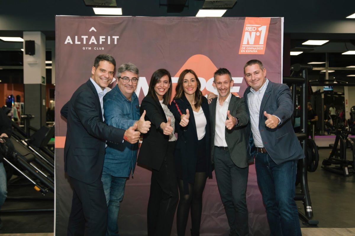 Bienvenidos Altafit Burgos Pentasa y Altafit Sanse