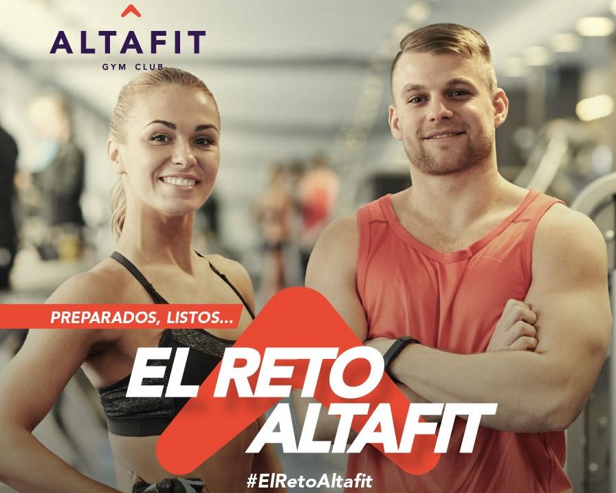 EL RETO ALTAFIT