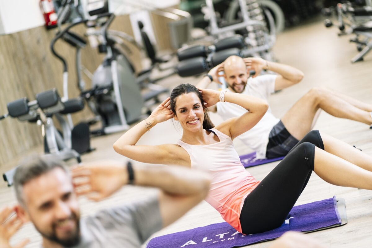 Reaperturas de Gym Clubs en fase 3