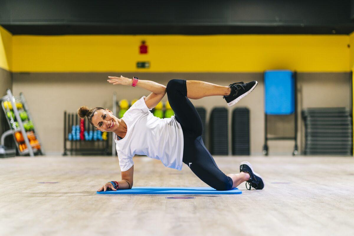 Principios básicos en el entrenamiento de core