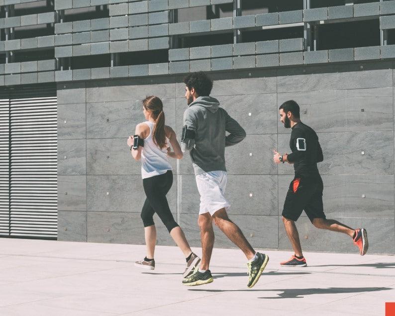 Cinta de correr VS correr en la calle