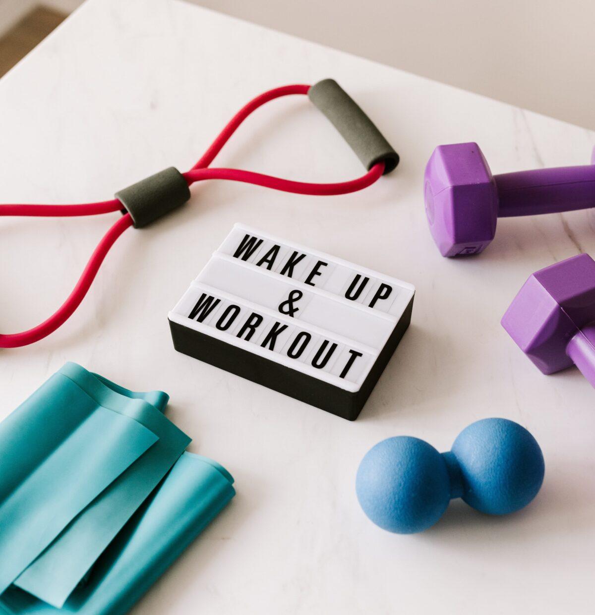 Rutina para mantenerte en forma durante el teletrabajo