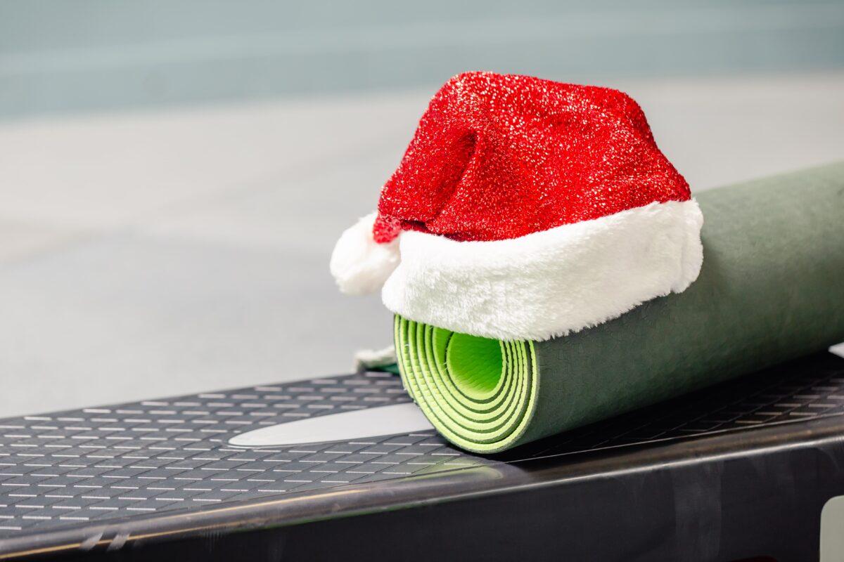 Entrenar en Navidad
